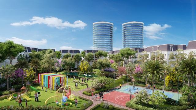 Seoul Ecohome – chính thức ra mắt tiểu khu Thịnh Vượng – Phú Quý - Ảnh 1.