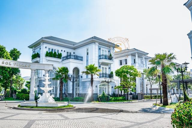 Sở hữu biệt thự Sol Villas với gói tặng nội thất tiền tỷ - Ảnh 1.