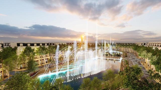 Cung điện Versailles – Khơi nguồn cảm hứng thiết kế cho KĐT Danko City Thái Nguyên - Ảnh 2.