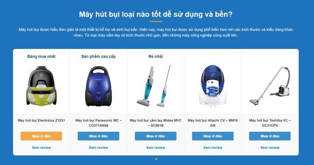 VietReview - Website review sản phẩm khách quan - Ảnh 2.