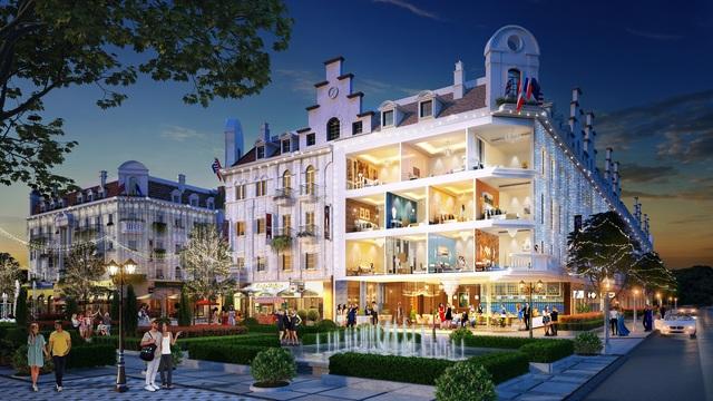 Shophouse Europe ưu đãi tài chính dịp cuối năm - Ảnh 2.