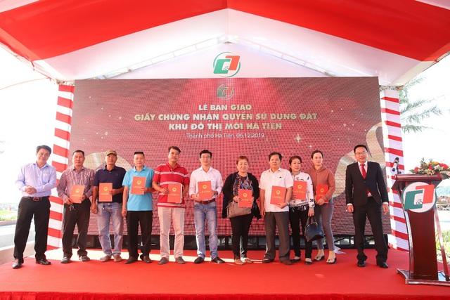 Ha Tien Centroria hình thành chuỗi dịch vụ tiện ích mô phỏng Hồng Kông thu nhỏ - Ảnh 2.