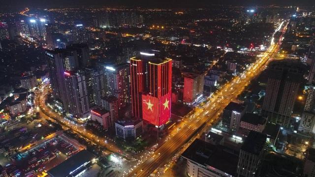 """Sunshine Group """"bão xuyên màn đêm"""" mừng ĐT Việt Nam lần đầu tiên vô địch SEA Games - Ảnh 8."""