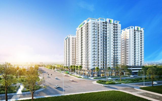 Lovera Vista Khang Điền mở bán các Block 2 mặt tiền - Ảnh 1.