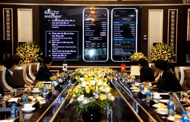 Sunshine Group bắt tay đại gia công nghệ Samsung, hiện thực hóa khát vọng nâng tầm bất động sản Việt Nam - Ảnh 1.