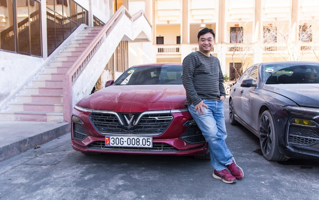 Người dùng đánh giá VinFast Lux sau hành trình chinh phục Hà Giang ấn tượng: 'Đẹp đậm chất Việt, vận hành như xe Âu' - Ảnh 4.