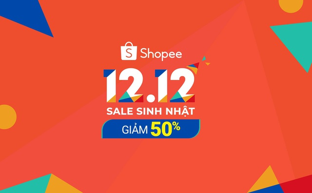 Shopee phá vỡ mọi kỷ lục với hơn 80 triệu lượt truy cập và 80 triệu sản phẩm bán ra trong sự kiện 12.12 Sale Sinh Nhật - Ảnh 1.