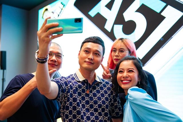 Galaxy A51 ra mắt chính thức tại Việt Nam, đến Quang Vinh, MisThy cũng phải mê mẩn - Ảnh 11.
