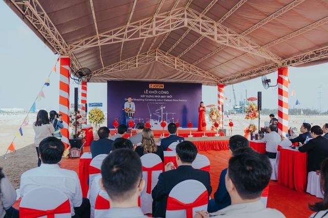 Jotun khởi công xây dựng nhà máy mới tại Việt Nam - Ảnh 2.