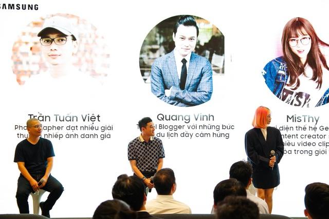 Galaxy A51 ra mắt chính thức tại Việt Nam, đến Quang Vinh, MisThy cũng phải mê mẩn - Ảnh 3.