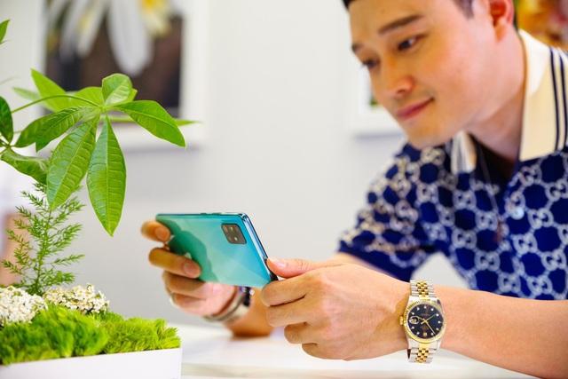 Galaxy A51 ra mắt chính thức tại Việt Nam, đến Quang Vinh, MisThy cũng phải mê mẩn - Ảnh 5.