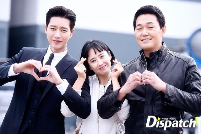 Hội mê trai đẹp sắp thỏa sức ngắm nam tài tử Park Hae Jin hóa thân điệp viên siêu ngầu - Ảnh 11.