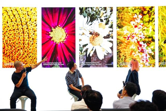 Galaxy A51 ra mắt chính thức tại Việt Nam, đến Quang Vinh, MisThy cũng phải mê mẩn - Ảnh 8.