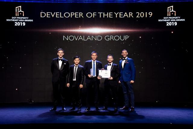 Việt Nam dẫn đầu tại sự kiện công bố giải thưởng Dot Property Southeast Asia Awards 2019 - Ảnh 2.
