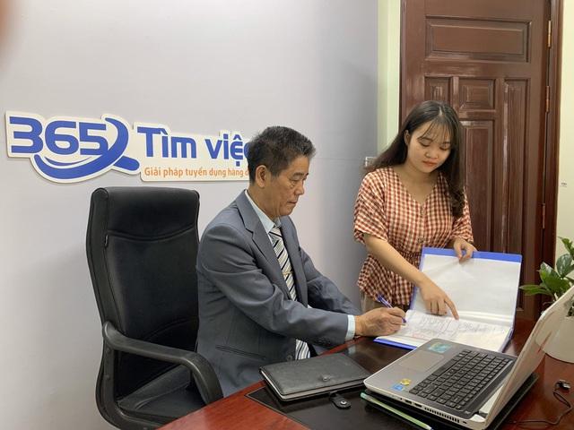 CEO Timviec365.vn Trương Văn Trắc - Cơ duyên đến với lĩnh vực tuyển dụng việc làm - Ảnh 5.