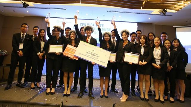 Lễ vinh danh CFA® Charterholder lần thứ 11 tại Việt Nam - Ảnh 1.