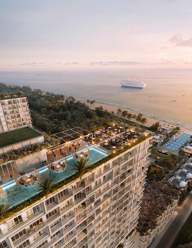 Aria Đà Nẵng Hotel & Resort lựa chọn CBRE là nhà quản lý vận hành dự án - Ảnh 1.