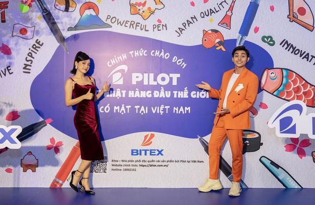 """Chi Pu, Jun Phạm được phen """"rụng tim"""" khi nhận tranh chân dung nét rối siêu thực bằng bút Pilot từ Sơn Tùng - ảnh 2"""