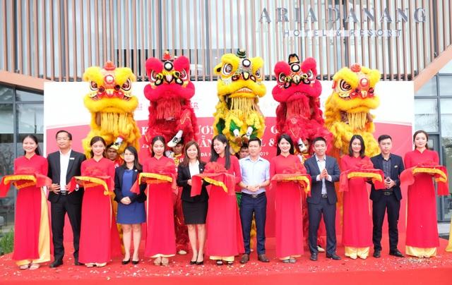 Aria Đà Nẵng Hotel & Resort lựa chọn CBRE là nhà quản lý vận hành dự án - Ảnh 2.