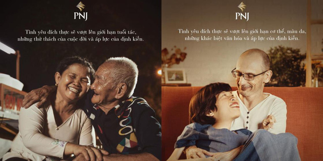 Vượt lên khỏi một thương hiệu bán lẻ, PNJ trở thành biểu tượng của lập trường riêng biệt về tình yêu - Ảnh 3.
