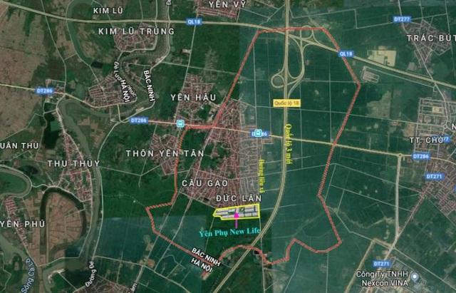 Thị trường BĐS Bắc Ninh có điểm sáng mới ở phân khúc đất nền - Ảnh 1.