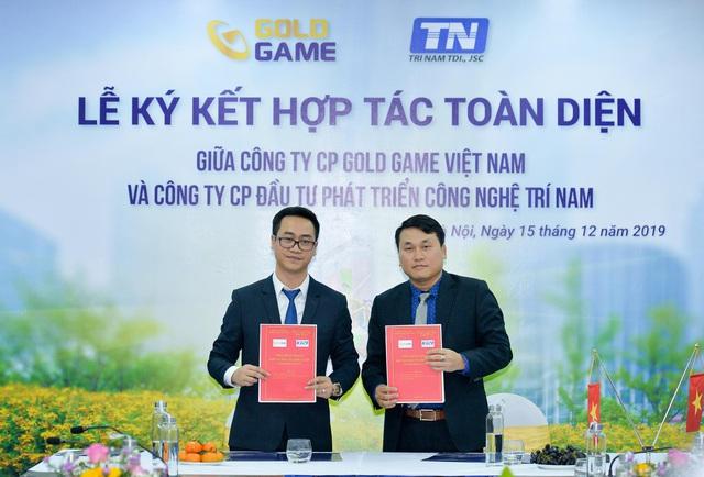 Gold Game Việt Nam chính thức ra mắt, bắt tay với đối tác phát triển dự án VietShare - Ảnh 1.