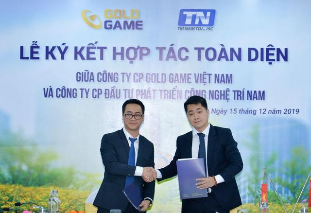 Gold Game Việt Nam chính thức ra mắt, bắt tay với đối tác phát triển dự án VietShare - Ảnh 2.