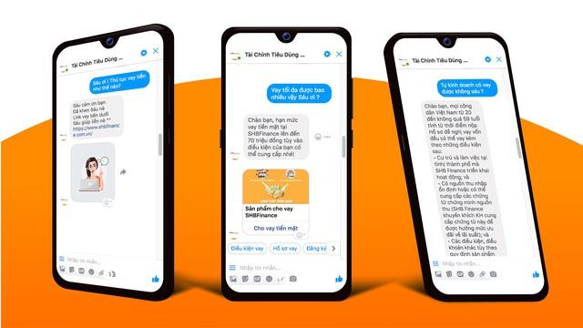 """SHB Finance ra mắt Chatbot """"Sáu Tài chính"""" phục vụ khách hàng mọi lúc mọi nơi - Ảnh 1."""