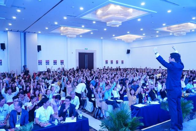 Học cách giải phóng lãnh đạo từ sự kiện 1.000 CEO - Ảnh 2.