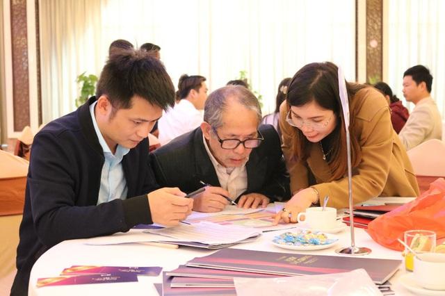 Gần 150 nhà đầu tư tham dự lễ giới thiệu dự án KĐT Kosy Bắc Giang - Ảnh 1.