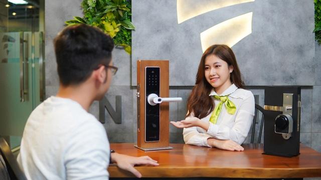 """Thêm 1 doanh nghiệp Việt lấn sân thị trường SmartHome, chào sân bằng 2 sản phẩm khóa chuẩn """"thông minh"""""""