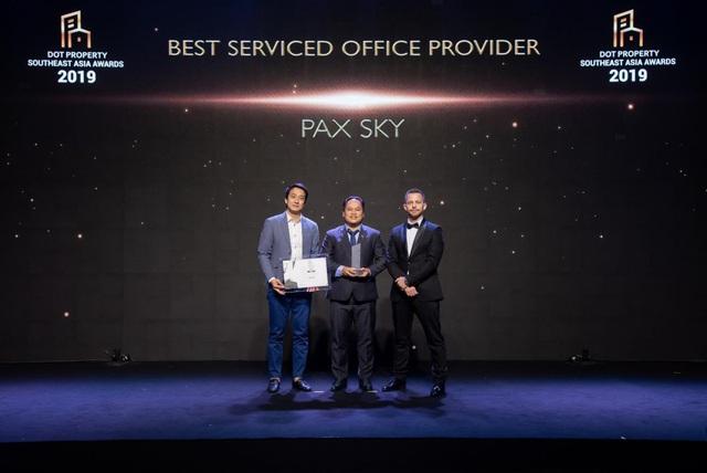 Lần đầu tiên thương hiệu Việt đoạt giải Nhà cung cấp dịch vụ văn phòng tốt nhất Đông Nam Á - Ảnh 2.