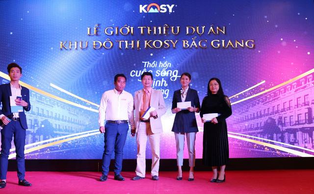 Gần 150 nhà đầu tư tham dự lễ giới thiệu dự án KĐT Kosy Bắc Giang - Ảnh 2.