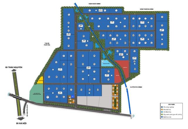 KCN Apec Điềm Thụy – Điểm dừng chân của nhà đầu tư đến Thái Nguyên - Ảnh 2.