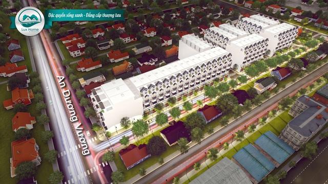 Cơ hội cuối sở hữu những sản phẩm nhà phố Lux Home Gardens - Ảnh 2.