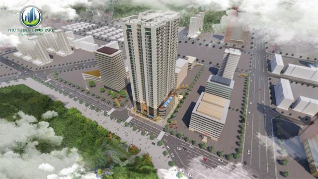 Xuất hiện mảnh ghép mới giữa trung tâm hành chính quận Hà Đông - Ảnh 1.