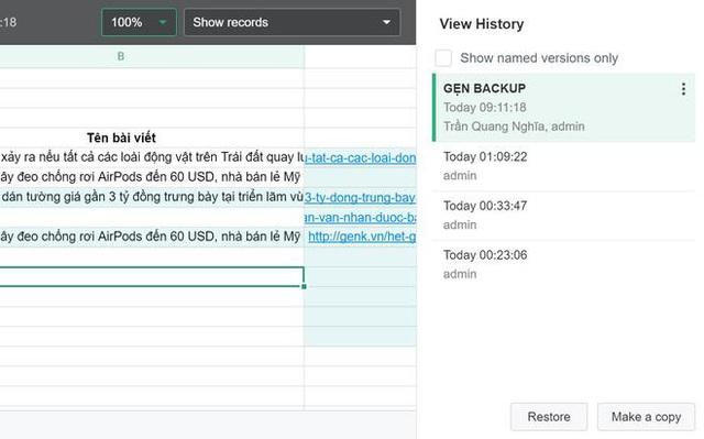Không phải Google Drive hay Windows Server, đây mới là giải pháp quản lý dữ liệu hiệu quả cho doanh nghiệp - Ảnh 12.