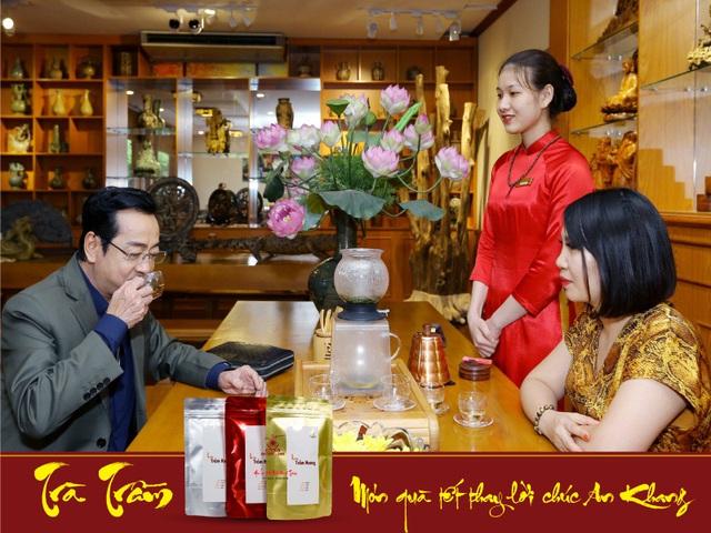 Trầm Hương- Món quà đặc sắc, sang trọng xuân Canh Tý - Ảnh 2.
