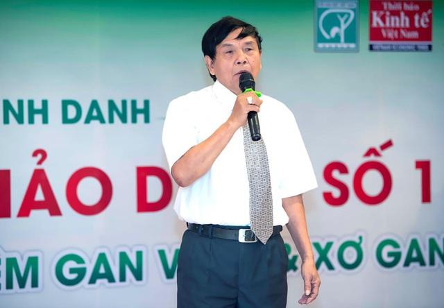Tuệ Linh tưng bừng kỷ niệm 10 năm ra đời TPBVSK Giải độc gan Tuệ Linh - Ảnh 1.