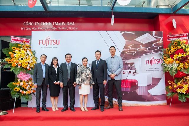 Thương hiệu máy điều hòa Fujitsu chính thức có mặt tại Việt Nam - Ảnh 1.