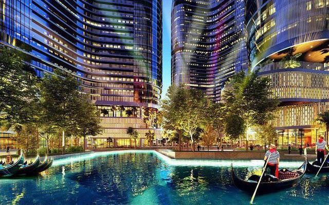 Dự án căn hộ resort tại Quận 7 đào sông trong lòng dự án, phát triển 4.000 vườn nhiệt đới trên không - Ảnh 2.