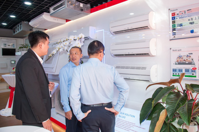 Thương hiệu máy điều hòa Fujitsu chính thức có mặt tại Việt Nam - Ảnh 2.