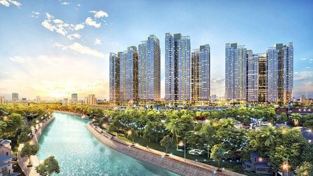 Dự án căn hộ resort tại Quận 7 đào sông trong lòng dự án, phát triển 4.000 vườn nhiệt đới trên không - Ảnh 8.