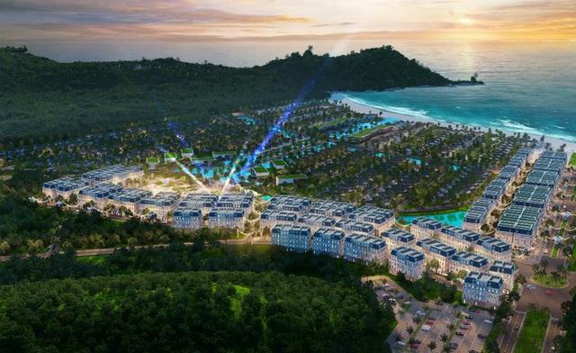 Khai trương công viên nước hàng đầu khu vực, Nam Phú Quốc đón nguồn khách khủng - Ảnh 1.