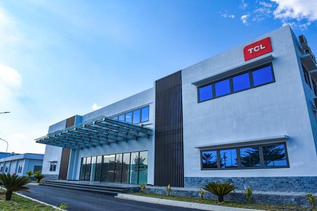 Nhà máy tích hợp công nghệ cao của TCL đã hoàn thành giai đoạn I - Ảnh 1.