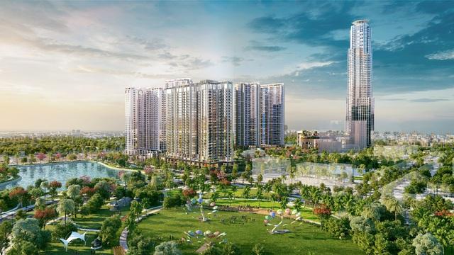 """Eco Green Saigon """"bùng nổ"""" giao dịch ngày ra mắt tòa căn hộ thứ 4 - Ảnh 1."""