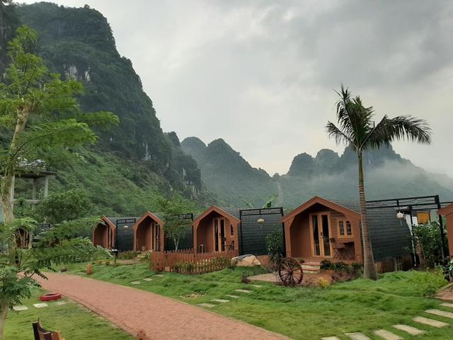 24h khám phá Đoàn Gia Resort Phong Nha Quảng Bình - Ảnh 1.