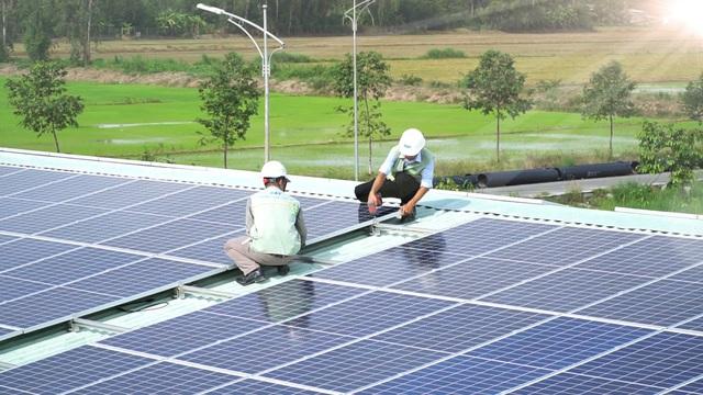 DAT Solar giúp doanh nghiệp lắp điện mặt trời với giá 0 đồng - Ảnh 1.