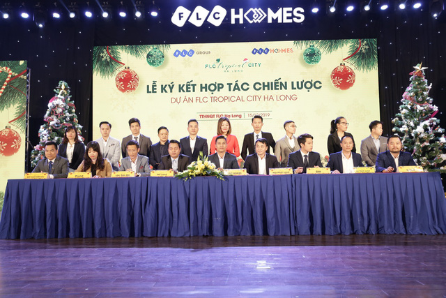 P.Land hợp tác FLCHomes triển khai dự án FLC Tropical City Ha Long giai đoạn 2 - Ảnh 1.