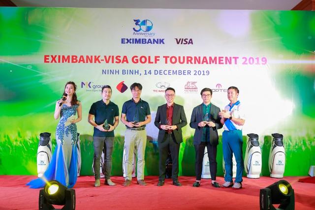 Eximbank tổ chức giải Golf Eximbank – Visa Golf Tournament 2019 - Ảnh 1.